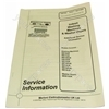 Indesit WE12SUK Service Manual