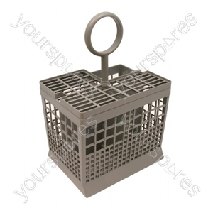 Bosch Dark Grey Dishwasher Cutlery Basket