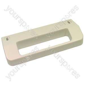 Zanussi White Fridge Door Handle