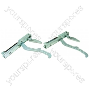Zanussi Oven Door Hinge Kit