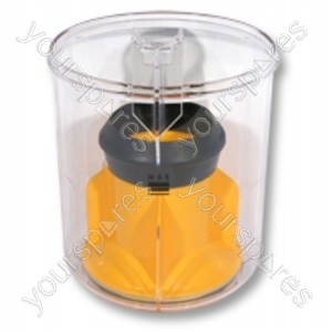 Dyson Dc05 Bin Assembly Yellow