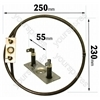 Belling 328 Fan Oven Element