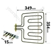 Belling Dual Main Oven Grill Element 1800 - 700w