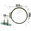 Belling 1800 Watt Circular Fan Oven Element