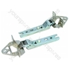 Bosch Refrigerator Door Hinge Kit - Pack of 2