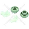 Bosch Dishwasher Upper Basket Wheels - Pack of 2