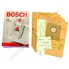 Bosch Paper Bag and Vacuum Filter Pack (Type D/E/F)