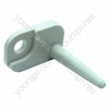 Crosslee CL441A White Knight () Door Striker