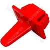 Zanussi Tumble Dryer Door Switch Pin (Red)