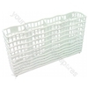 Zanussi Small White Dishwasher Cutlery Basket
