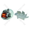 Electrolux ZDF490X Fan Oven Motor Kit