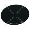 Tricity Bendix L55MBL Gas Hob Black Small Burner Cap - 55mm