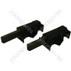 Zanussi Washing Machine Carbon Brush and Holder - Pack of 2