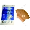 Electrolux Z1175 Paper Bag - Pack of 5 (E44)