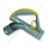 Wand Handle Steel Yellow Dc08