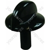 Indesit Cooker Control Knob - Black