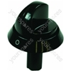 Cannon 20152E Black Cooker Control Knob