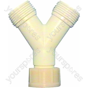 Ariston 016625 Cold Fill Y Piece Adaptor