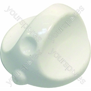 Hotpoint EH31P Control Knob (White)