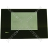 Creda 48142 Main Oven Outer Door Glass