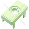 Hotpoint 9586P White Door Release Button Outer Assembly
