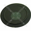 Cannon 10253G Black Medium/Semi-Rapid Gas Hob Burner Cap