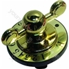Hotpoint Brass Main Oven Control Knob
