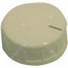 Hotpoint White Hob Control Knob
