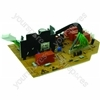 Hotpoint WD72P Washing Machine Power Module