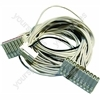 Hotpoint SCR35P Washer Dryer Wiring Harness - Motor/Door