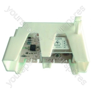 Indesit WG1185WG Washing Machine Data Module- Rembo 5535-5530 1250rpm