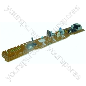 Indesit PCB (Printed Circuit Board) Card Processor Control Module