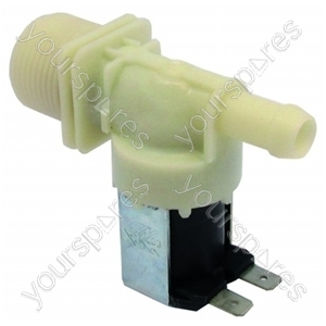 Hotpoint WM25W Single Solenoid Valve