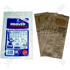 Hoover U5094 High Filtration Vacuum Bags (H4)