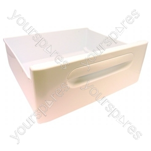Hoover CC37P Candy Middle/Top White Freezer Drawer