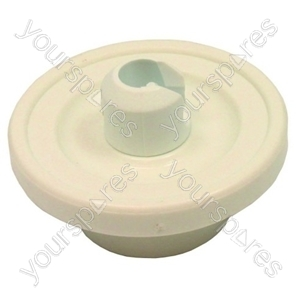 Candy 641 Dishwasher White Lower Basket Wheel