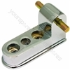 Haier Genuine Door hinge-Middle Spares