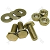 Ariston 016625 Washing Machine Drum Spider Bolt Kit