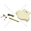 Ariston AB930CUK White Washing Machine Handle Kit