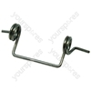 Hotpoint 17076 Door Latch Spring Spares