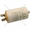 Capacitor 7.5 Uf