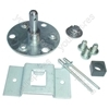 Hotpoint DDE6603FWW Tumble Dryer Drum Shaft Repair Kit