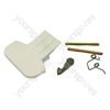 Indesit WD12XUK Washing Machine Door Handle Kit