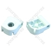 Creda 37760 Washing Machine / Tumble Dryer Hinge Bearings - Pack of 2