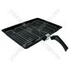 Creda 48346 Universal Grill Pan Assembly - 380 x 280 mm
