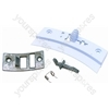 Hotpoint 17055E Washing Machine Latch Plate and Cover Kit