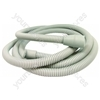 Hotpoint 17087 4 Metre Long Washing Machine Drain Hose