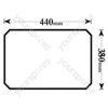 Jackson 28254 Main Oven Door Seal