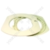 Hotpoint 1061N Door Trim Kit Spares