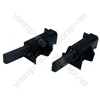 Hotpoint ARISTION Washing Machine Carbon Brush and Holder - Pack of 2